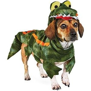 Dragon/Alligator Halloween Costume for Dogs